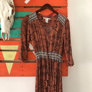 American Rag Dresses - Bohemian Dress